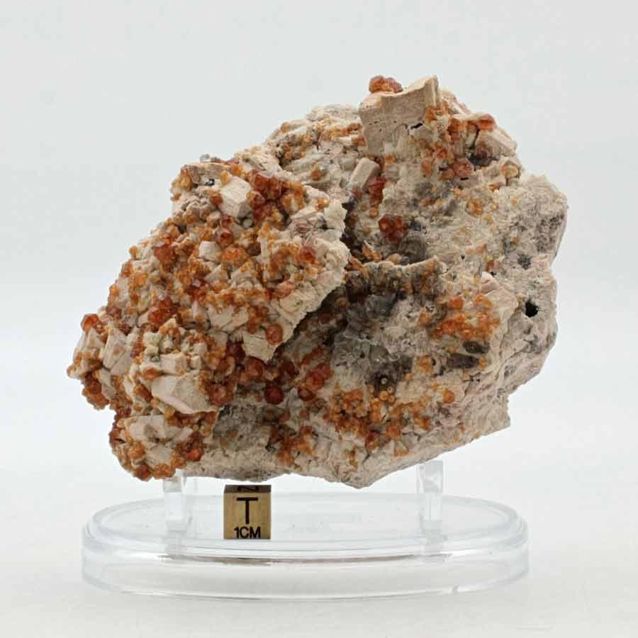 Granate var. Espesartina