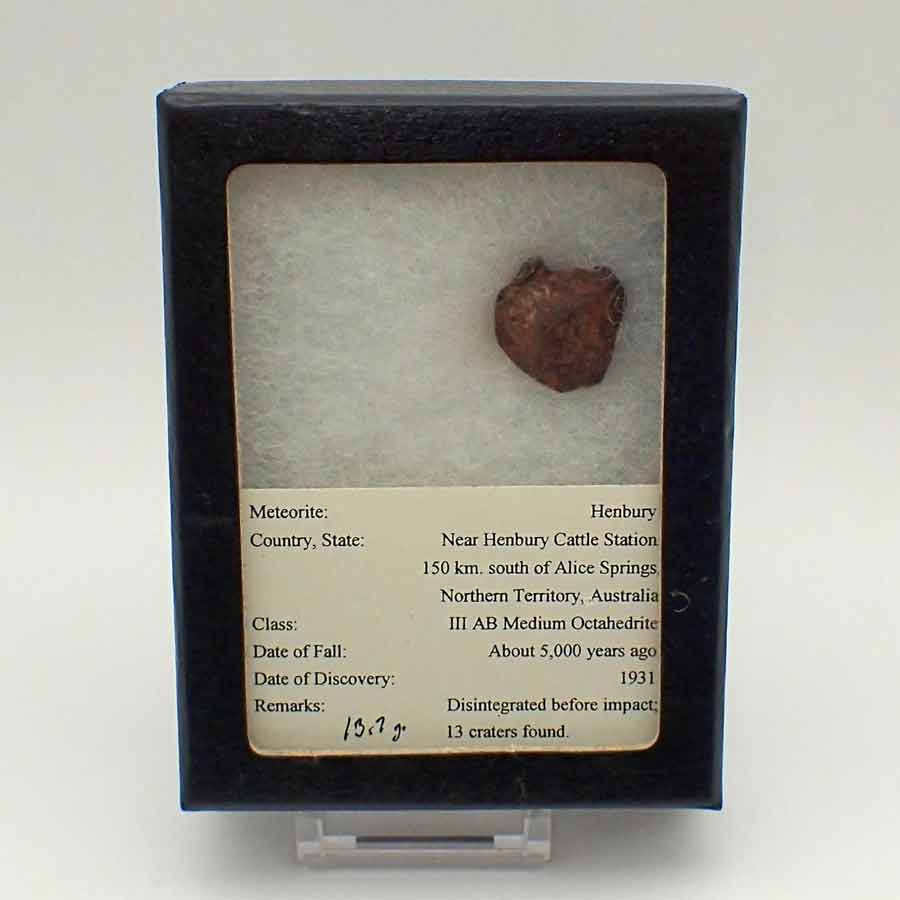 Meteorito Henbury