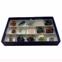 Mineral collection-Minerals of the world