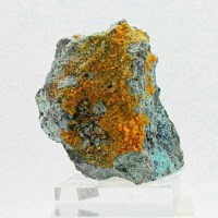 Wulfenite-Adelaïda mine-Atacama,Chile